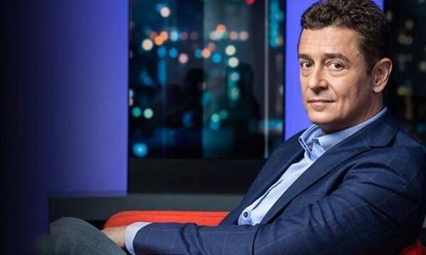 Ο Δημήτρης Γιαννακόπουλος καλεσμένος του Αντώνη Σρόιτερ στο «Tik Talk»