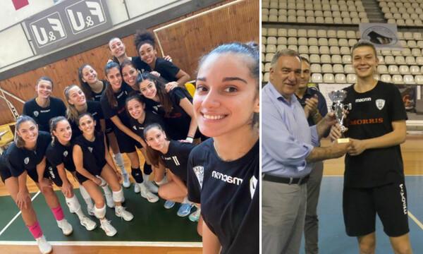 Λίτσα Μερτέκη στο Onsports: «Οι στόχοι του ΠΑΟΚ είναι να κερδίζει το κάθε παιχνίδι»!
