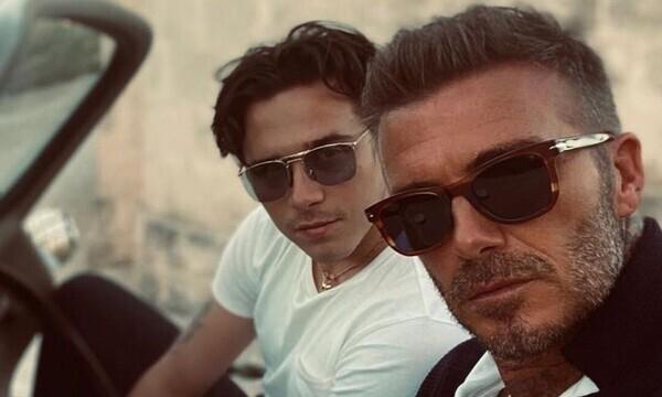 Η νέα ανάρτηση του Brooklyn Beckham με τη σύντροφό του που προκάλεσε… χαμό!