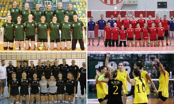 Αφιέρωμα Onsports: Συναρπαστικό και... σκληρό το πρωτάθλημα της Volley League Γυναικών 2020-21