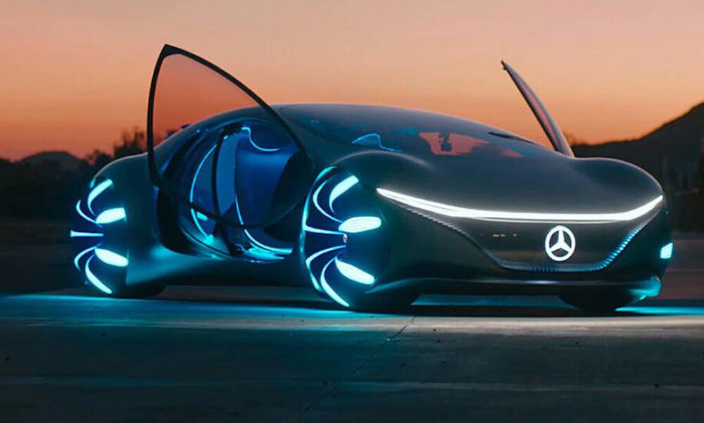 Μαζί με την ταινία Avatar έρχεται και η Mercedes-Benz Vision