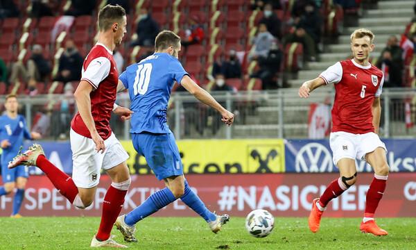 Αυστρία - Ελλάδα 2-1: Άφησε ελπίδες αλλά… κατέρρευσε (photos+videos)
