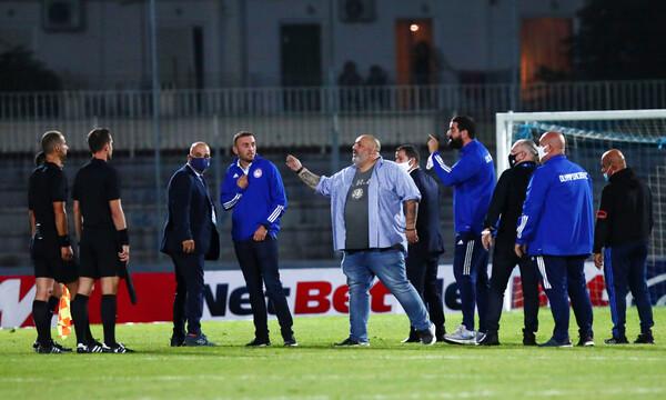 Super League: Αναβολή για την απολογία του Καραπαπά