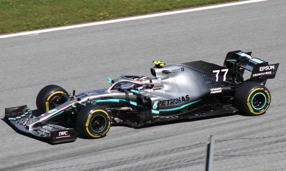 F1: Κρούσμα κορονοϊού στη Mercedes!