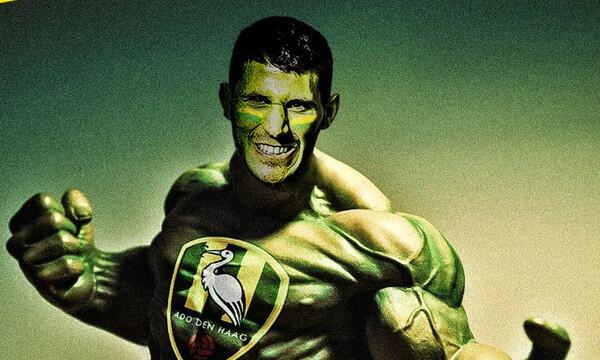 Στην Ντε Χάαγκ και επίσημα ο «Hulk» Καρέλης (photos)