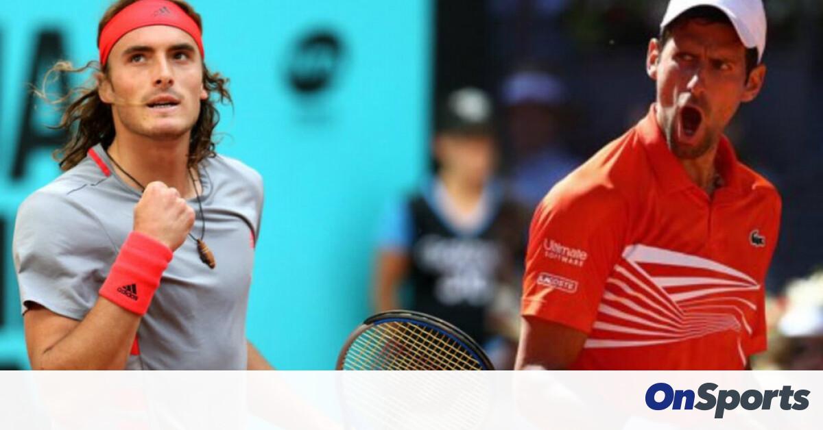 Τσιτσιπάς – Τζόκοβιτς 2-3 (ΤΕΛΙΚΟ): Live Chat ο ημιτελικός τένις του Roland Garros