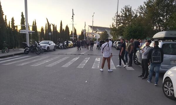 Παναθηναϊκός ΟΠΑΠ - Ολυμπιακός: Ντόπες από τους «πράσινους» οπαδούς (videos)