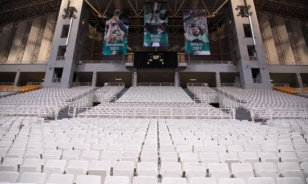 Παναθηναϊκός ΟΠΑΠ-Ολυμπιακός: Το «πράσινο» ΟΑΚΑ άνοιξε και πάλι τις πόρτες του