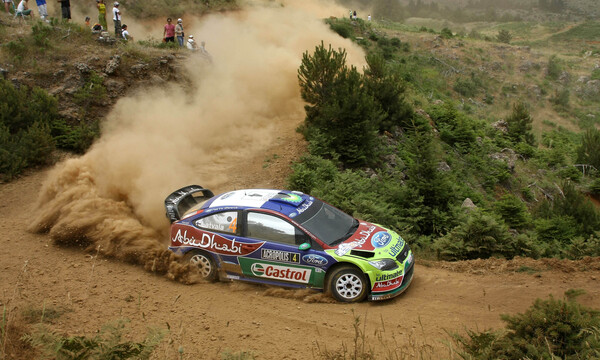 WRC: Ξανά στο καλεντάρι το Ράλλυ Ακρόπολις!