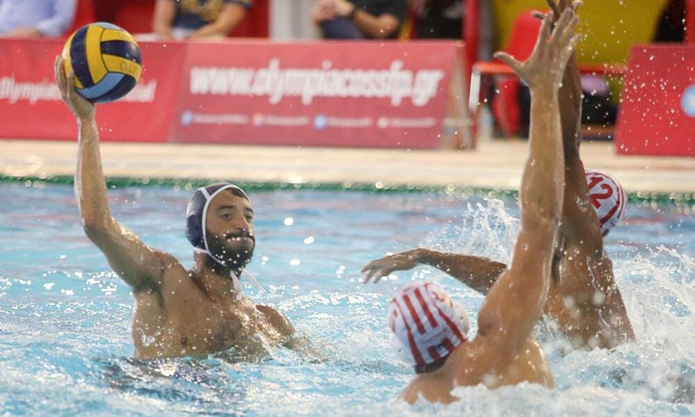 Α1 Πόλο Ανδρών: Έδειξε τα… δόντια του ο ΝΟΒ που νίκησε 8-7 τον Ολυμπιακό μέσα στο «σπίτι» του