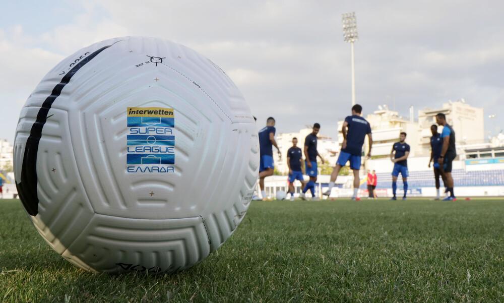 Super League: Κυριακή βράδυ το ΑΕΚ-ΠΑΟΚ, στις 16.00 ΟΦΗ-ΠΑΟ