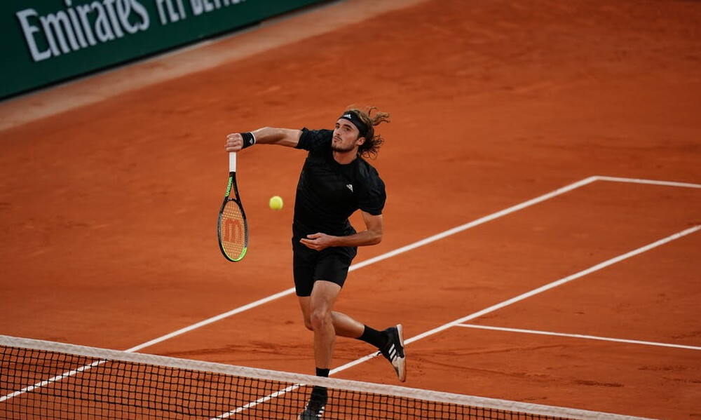 Roland Garros: Το «αστρονομικό» ποσό που έβαλε στο ταμείο του ο Τσιτσιπάς (video+photos)