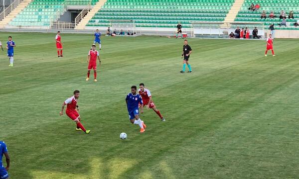 Ξάνθη: Φιλική νίκη 1-0 επί του Πανσερραϊκού
