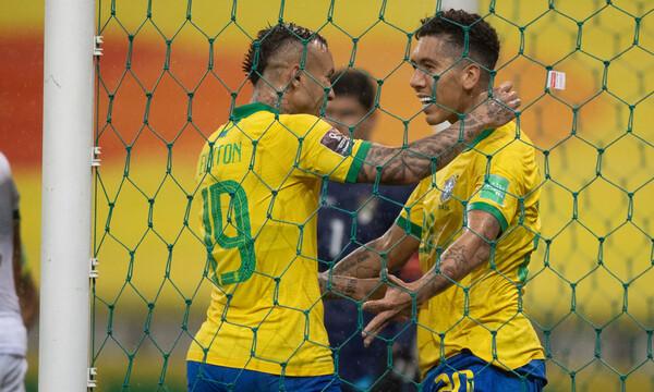 Μαγεία και πεντάρα η Βραζιλία στον δρόμο για το Μουντιάλ (video+photos)