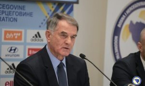 Μπάγεβιτς τέλος απ' την Εθνική Βοσνίας!
