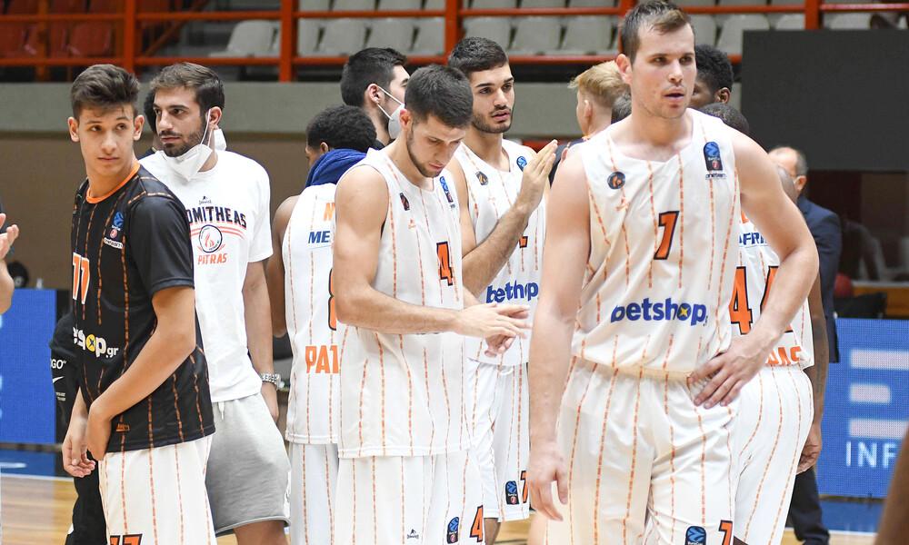 Προμηθέας-Κολοσσός 67-71: Έπαιξαν Ραντίσεβιτς-Μάντζαρης, αλλά έχασαν!