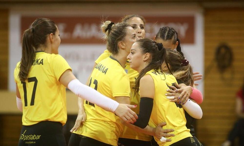 Volley League Γυναικών: Επιστροφή στα μεγάλα σαλόνια με «τρίποντο» για την ΑΕΚ! (photos)
