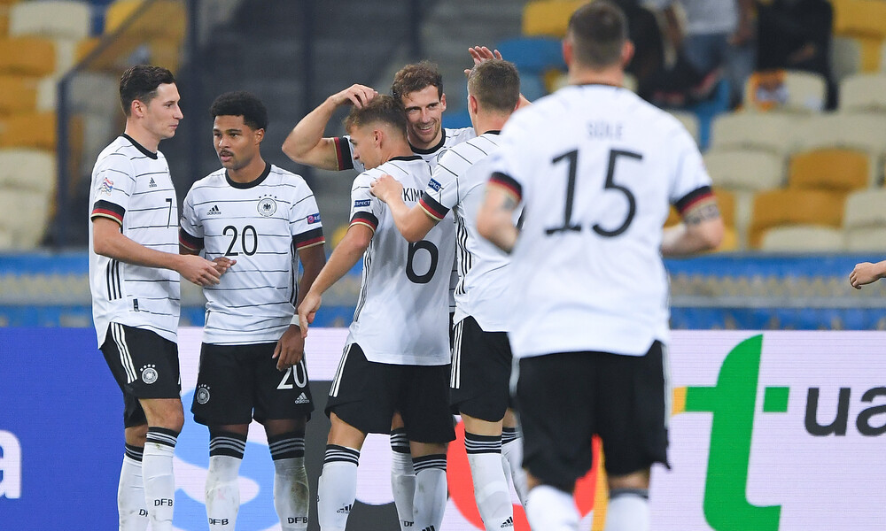 Nations League: Προσπέραση της Γερμανίας, κορυφή η Ισπανία (videos+photos)
