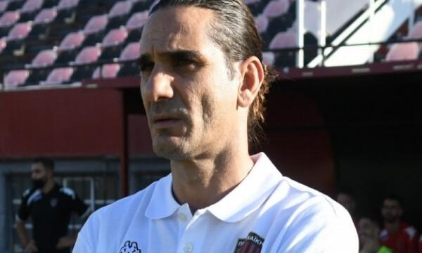 Ελευθερόπουλος: «Υπάρχει μία παράλογη πίεση στην ομάδα!»