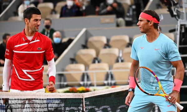 Τελικός Roland Garros: Άπιαστος ο Ναδάλ, διαλύει με κάθε τρόπο τον Τζόκοβιτς (video)