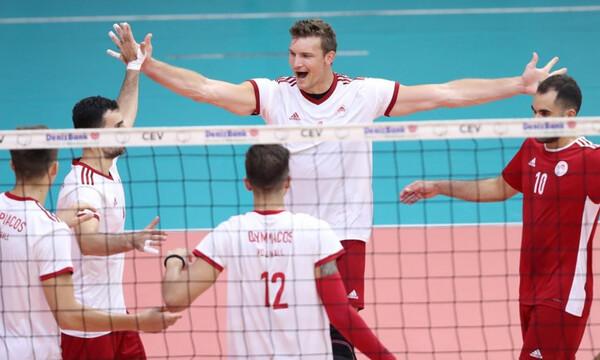 Βόλεϊ: Φιλική νίκη για τον Ολυμπιακό στο… τεστ με την Κηφισιά