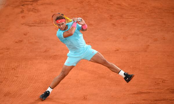 Τελικός Roland Garros: Έτσι πήρε και το 2ο σετ ο τρομερός Ναδάλ (video)