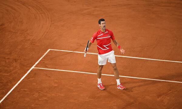 Τελικός Roland Garros: Απίστευτο ξέσπασμα και... αντεπίθεση του Τζόκοβιτς (video)