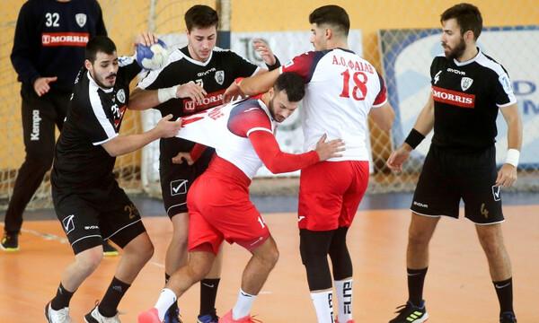 Handball Premier: Ευρεία νίκη για τον ΠΑΟΚ, 33-23 επί του Φαίακα