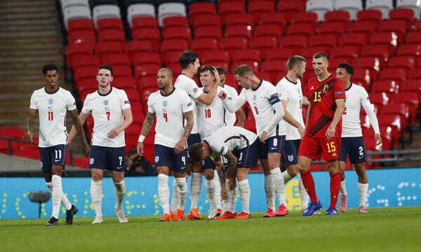 Nations League: Ανατροπή και προσπέραση για την Αγγλία! (videos+photos)