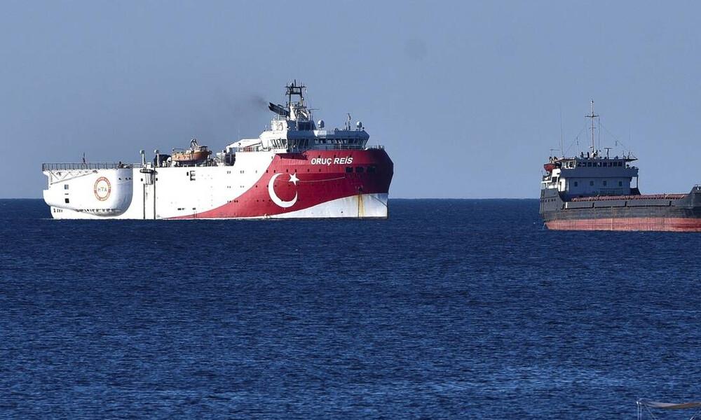 Oruc Reis: Βγάζουν ξανά το ερευνητικό οι Τούρκοι - Θα κάνει έρευνες νότια του Καστελόριζου