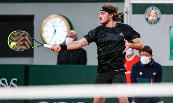 Η νέα θέση του Στέφανου Τσιτσιπά στην κατάταξη, μετά το Roland Garros