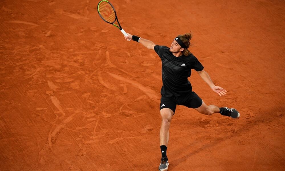 Τένις: Αποσύρθηκε από το τουρνουά της Αγίας Πετρούπολης ο Στέφανος Τσιτσιπάς (photo)