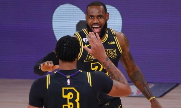NBA: Οι καλύτερες στιγμές των τελικών (video)