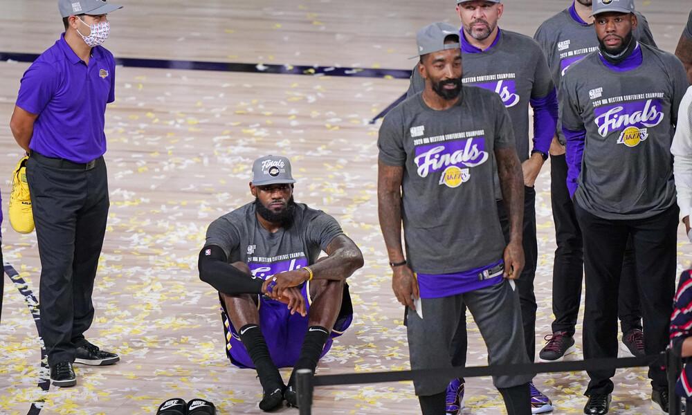 NBA: Συγκλονιστικός Λεμπρόν για Κόμπι (photos)