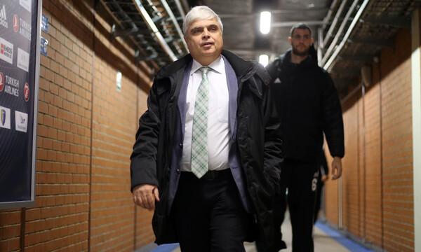 Μάνος Παπαδόπουλος: «Εμπιστεύομαι την ηγεσία της Euroleague, θέλουμε δίκαιη σεζόν»