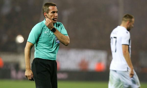 ΑΕΚ-ΠΑΟΚ: Γερμανός διαιτητής σφυρίζει το ντέρμπι (photos)
