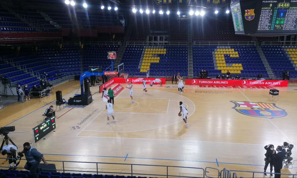Μπαρτσελόνα-Παναθηναϊκός ΟΠΑΠ: Στο «Palau Blaugrana» οι «πράσινοι» (videos)