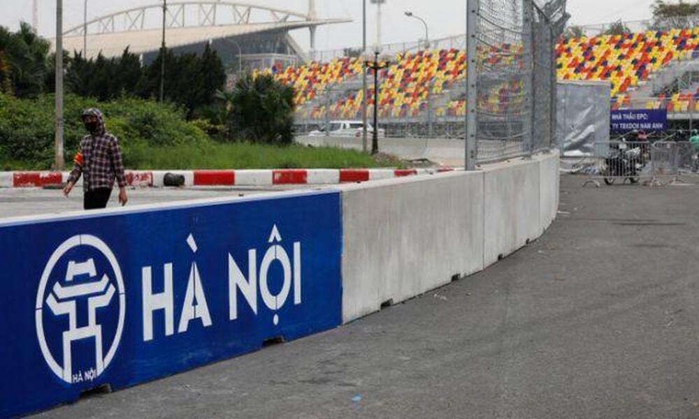 Formula 1: Ματαιώθηκε το Grand Prix του Βιετνάμ