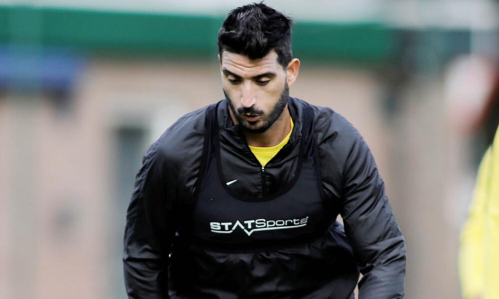 Επέστρεψε στην Ελλάδα για λογαριασμό της ΑΕΛ ο Χαμζά Γιουνές (photos)