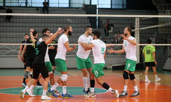 Παναθηναϊκός-Μίλωνας 3-1: «Πράσινη» επικράτηση και στο βάθος Φοίνικας Σύρου
