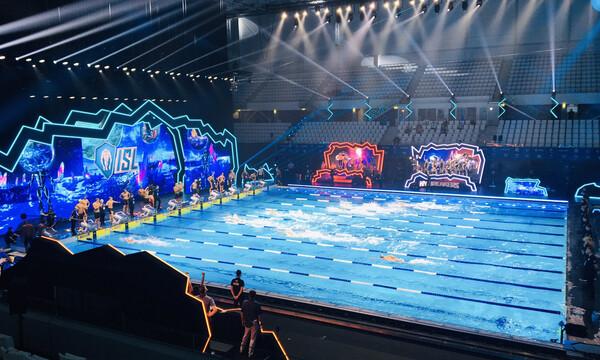 ISL: Τέταρτος στα 50μ. ελεύθερο και νικητής στα 4Χ100μ. ελεύθερο ο Γκολομέεβ