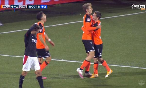 Πρεμιέρα με γκολ ο Ιατρούδης στη Φόλενταμ!
