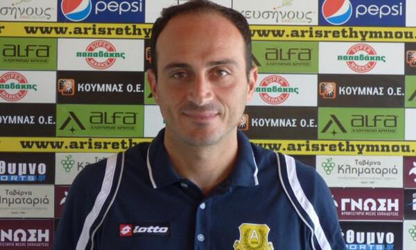 Παπαδάκης: «Χαιρόμαστε που ξεκινάει το πρωτάθλημα»