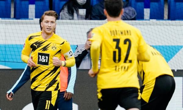 Bundesliga: Νίκη κορυφής για τη Λειψία, επιστροφή στα γκολ για Ρόις (videos)