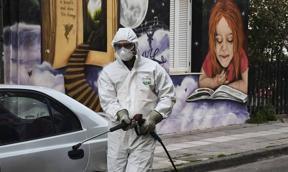 Κορονοϊός: 482 νέα κρούσματα στην Ελλάδα - 83 διασωληνωμένοι