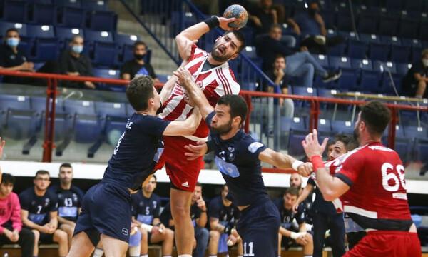 Handball Premier: Περίπατος του Ολυμπιακού/Όμιλος Ξυνή στο Δαΐς και 39-26 επί του ΑΣΕ Δούκα (photos)