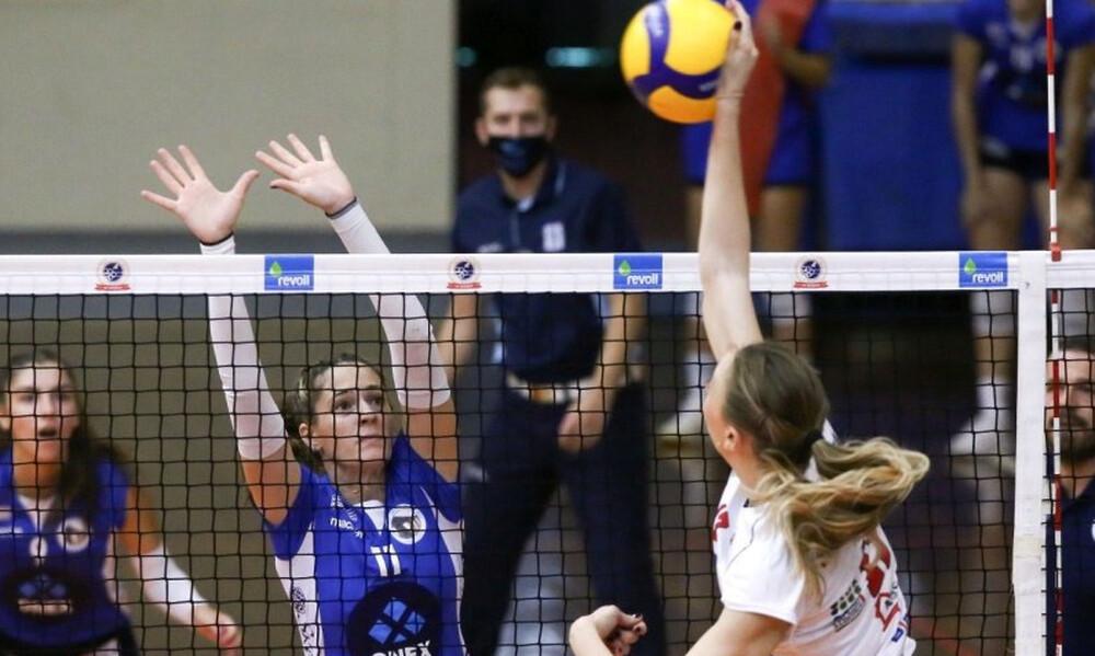 Volley League Γυναικών: «Καθαρή» νίκη για το Μαρκόπουλο με 3-0 σετ κόντρα στον ΑΟ Λαμίας (photos)