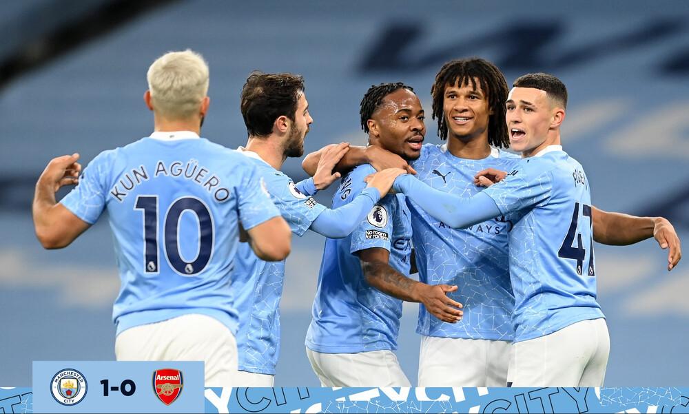 Premier League: Δύσκολα η Σίτι, 1-0 την Άρσεναλ (photos+video)