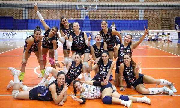Volley League Γυναικών: Με το… δεξί ο Πανναξιακός, με 3-0 σετ επί του Αίαντα