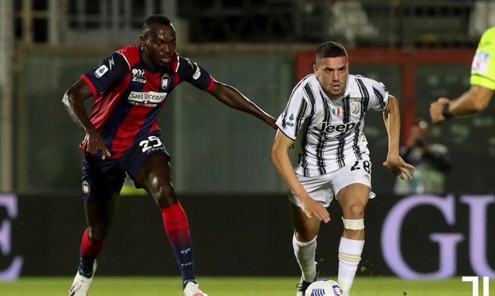 Serie A: Η Κροτόνε «φρέναρε» τη Γιουβέντους
